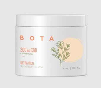 bota's CBD cream for pain
