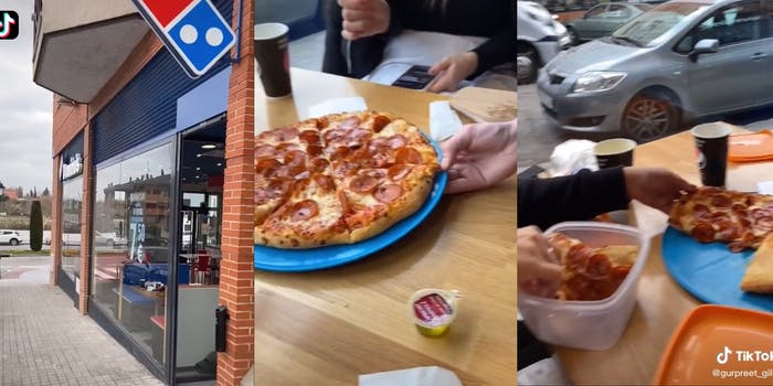 domino's pizza trick to getting unlimited pizza