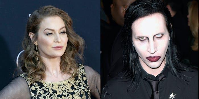 Ésme Bianco, Marilyn Manson