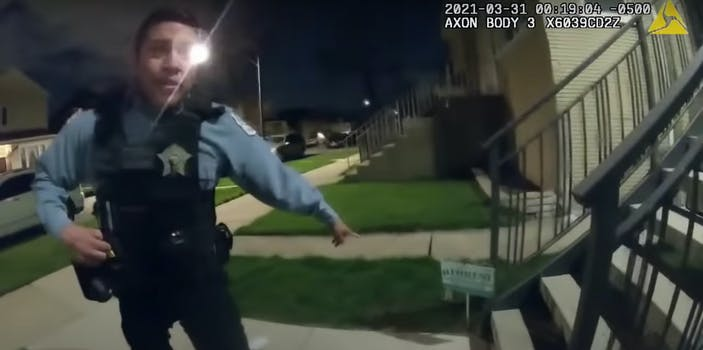 video Fatal Police Shooting of Anthony Alvarez