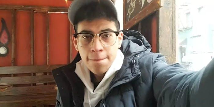 youtuber smooth sanchez or malik sanchez