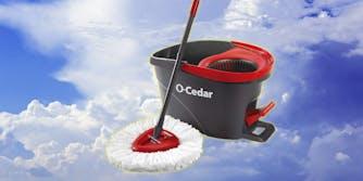 o-cedar easywring mop
