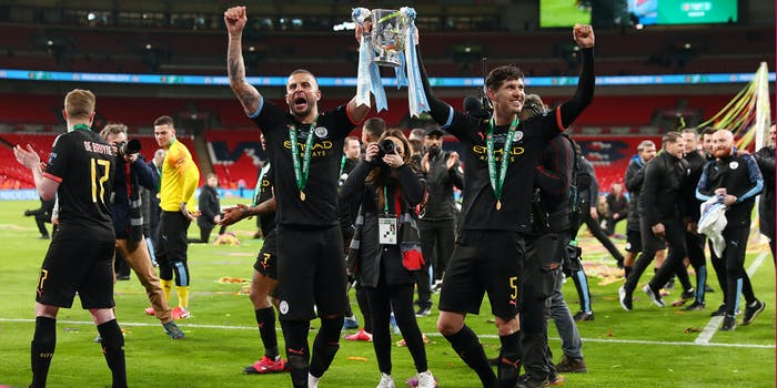 league cup final carabao cup manchester city vs tottenham hotspur