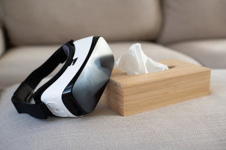 VR porn headset that can be used with redtube