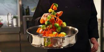 copper chef titan pan