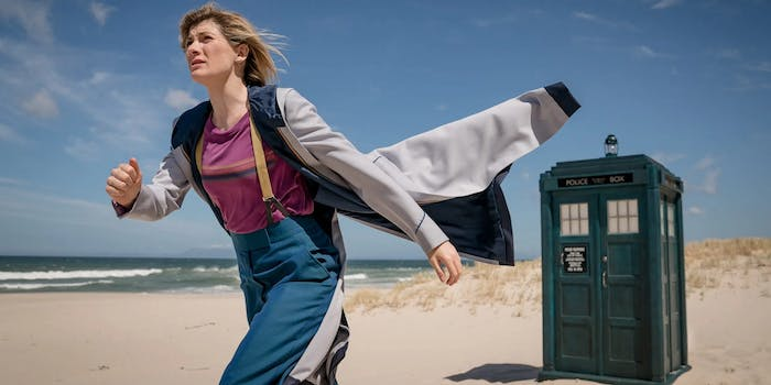 doctor who fanfic