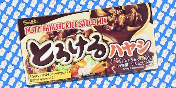 hayashi rice sauce mix