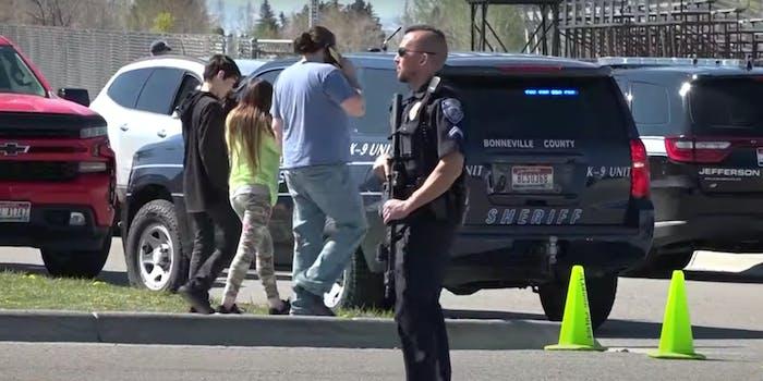 Rigby Middle School school shooting