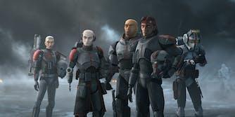the bad batch clone force 99