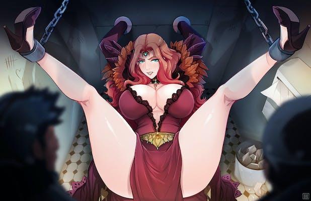 Cornelia Punishment by TheHmago on Hentai Foundry