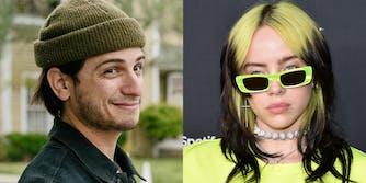 Matthew Tyler Vorce and Billie Eilish