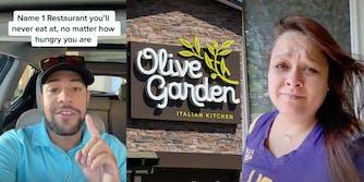 Olive Garden TikTok