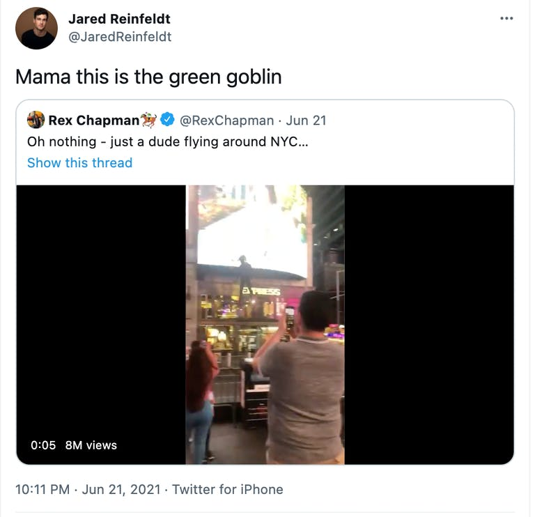 green goblin nyc