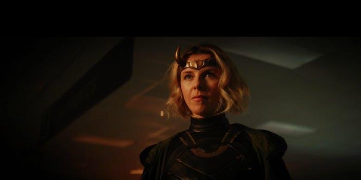 Sophia Di Martino in Loki.