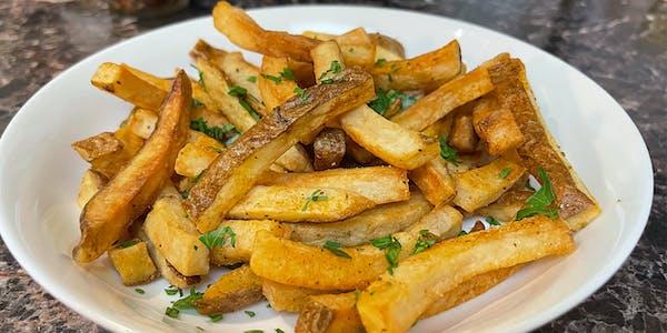 microwave fries