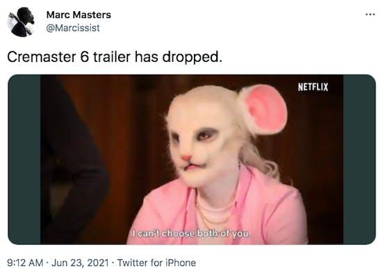 Netflix's Sexy Beasts