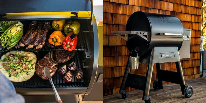 traeger ironwood 885 review