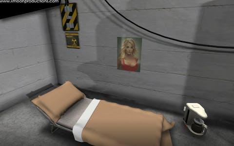 a bedroom in XStoryPlayer