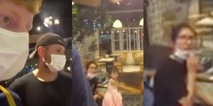 Vietnamese speaking streamers clap back at woman