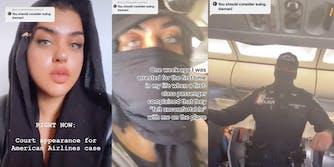 amani al-khatahtbeh on tiktok