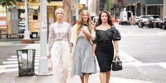 three women in new york