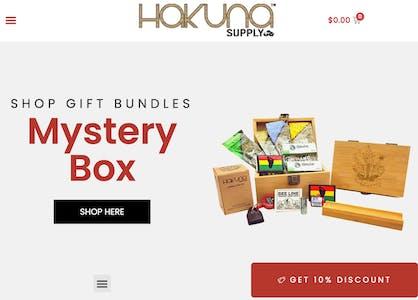 best online headshop hakuna supply