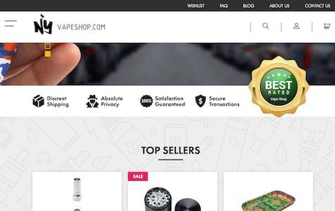 best online headshop - ny vape shop