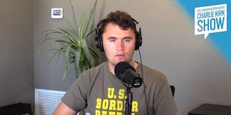 conservative commentator charlie kirk