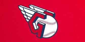 The Cleveland Guardians baseball team logo.