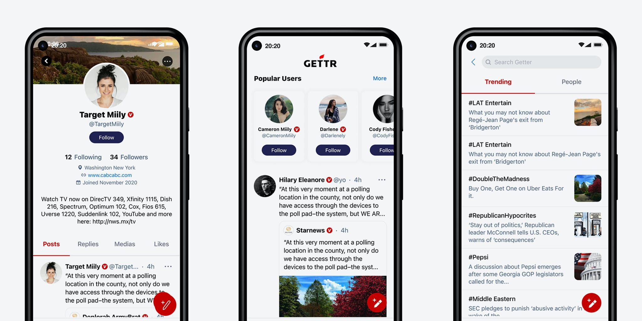 Former Trump Aide Launches GETTR, the Latest MAGA Social Media