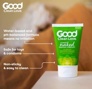 good clean love water-based lube benefits