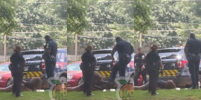 handcuffed-woman-kicked-by-atlanta-police