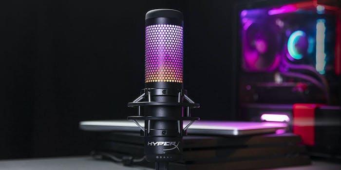 hyperx quadcast review