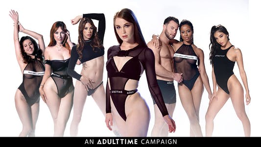 Adult Time Models