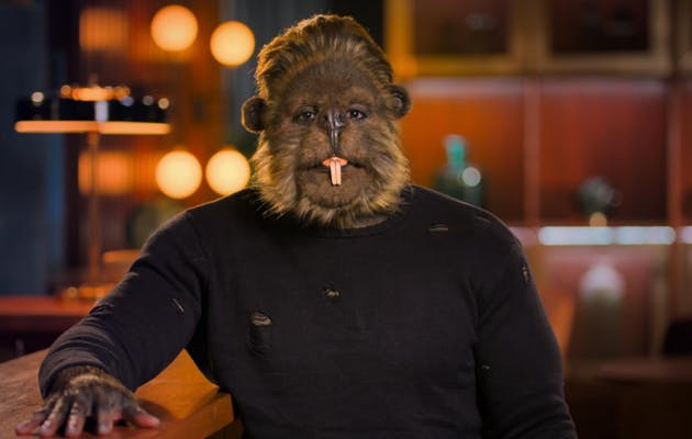 beaver contestant on sexy beasts