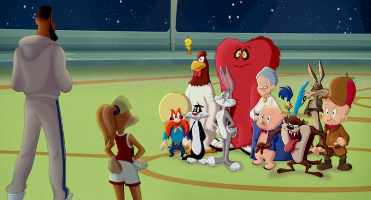 space jam a new legacy looney tunes