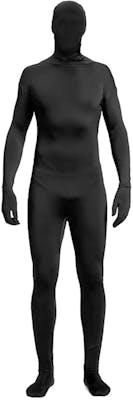 Full Bodysuit Unisex Spandex Stretch Adult Costume
