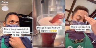 Starbucks grossest drink