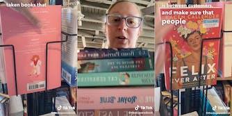 LGBTQ bookstore TikTok