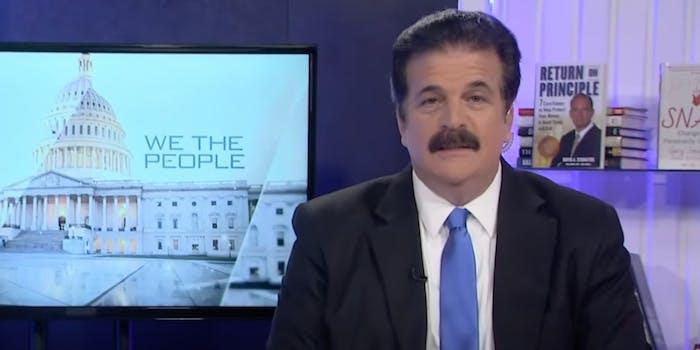 dick ferrel on newsmax
