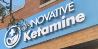 A TikTok calls out ketamine being used for medical purposes.