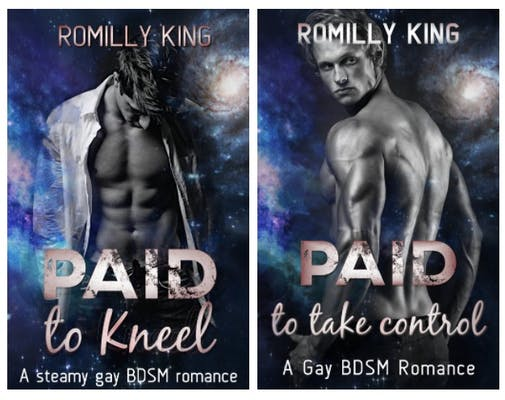 paid to kneel romilly king