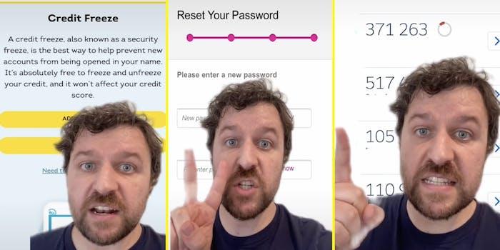 t-mobile data breach tiktok security advice