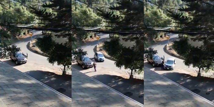 teen-car-hit-oakland
