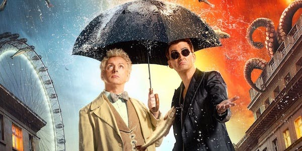 Good Omens is a top Amazon Prime video original show