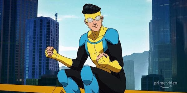 Invincible is one of the new Amazon Prime video original shows