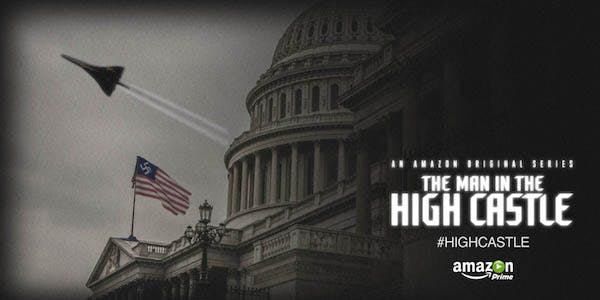 The Man in the High Castle is a favorite Amazon original series