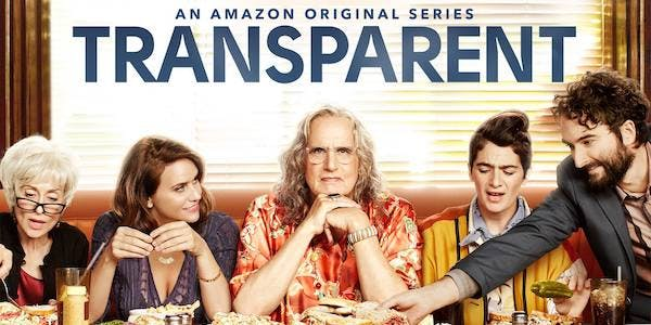 Transparent is a critically acclaimed Amazon Prime original series