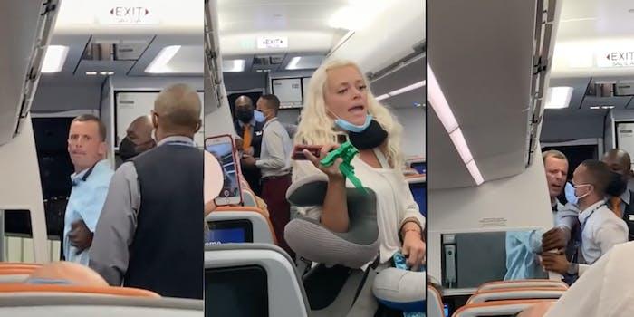 JetBlue couple threatens sue