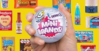 Mini Brands on TikTok